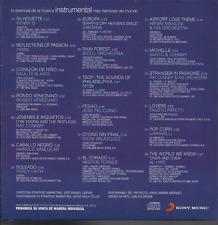 rare INSTRUMENTAL CD slip Kenny G YANNI Raul DiBlasio RAY CONNIFF Santana EUROPA