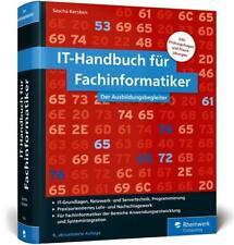 IT-Handbuch für Fachinformatiker von Sascha Kersken (2019, Gebundene Ausgabe)