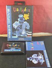ClayFighter Sega Mega Drive VGC