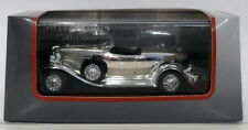 Atlas Editions Silver Cars Collection 1/43 Scale 7 687 107 -  Auburn Boat Tail