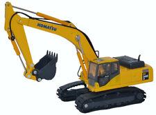 Oxford 76KOM001 -Komatsu PC340LC Tracked 360' Excavator 1/76/00 Scale - T48 Post