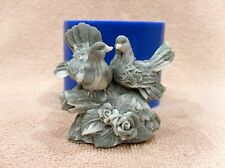 """Doves"" silicone mold for soap and candles making mould mold pigeon"