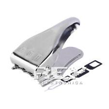 Cortador Tarjetas SIM 3 en 1 Estándar Micro SIM Nano SIM Adaptador Plata i71