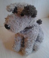 TY Beanie Babies Plush Scottish Terrier Fizzer
