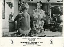 SEXY BRIGITTE BARDOT LES BIJOUTIERS DU CLAIR DE LUNE 1958 PHOTO ORIGINAL #3
