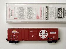 MTL S Micro-Trains Spec Run ATSF  50 foot boxcar