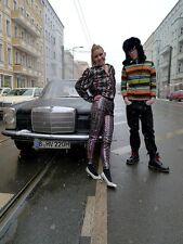 70er Pullover Pulli Gr. 46 S Rollkragen 70s True Vintage 70ies gestreift