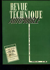 (C12)REVUE TECHNIQUE AUTOMOBILE CHRYSLER PLYMOUTH DODGE DE SOTO / CITROEN DS 19