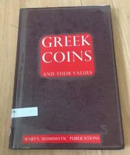 Greek Coins and their Values by Seaby - Printed 1959