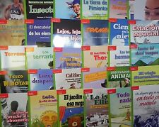 Elementary Reading Treasures Tesoros de Lectura 30 Books Spanish Grade 5 NEW