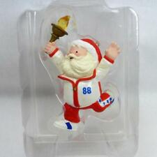 Hallmark Keepsake Santa Claus Go for Gold Olympics 1988 Collectible Ornament