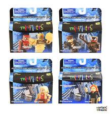 Marvel Minimates Series 18 Spider-Man 3 Movie Complete Set