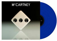 Paul McCartney III Exclusive Limited Edition Opaque Blue Colored Vinyl LP