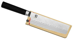 "Shun Dual Core 6.5"" Nakiri Knife VG0028 NEW Auth Dealer"