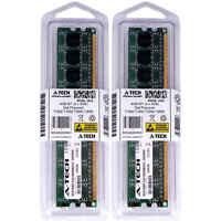 4GB KIT 2 x 2GB Dell Precision T1600 T1650 T3500 T3600 PC3-8500 Ram Memory