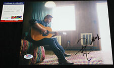 Randy Houser signed 8 x 10, How Country Feels, Goodnight Kiss, Like a Cowboy,PSA