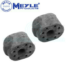2x Meyle (Germany) Anti Roll Bar Bushes Front Axle Left & Right No: 014 032 0019