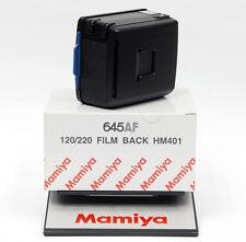 Mamiya 645 AFD III / AFD II / AFD / AF 120/220 FILM HOLDER/BACK HM401