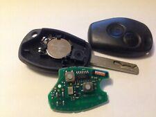 Renault Clio Trafic 2 Button Remote key fob