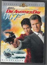 """"""" Die Another Day - 007 """" - lightly Used DVD"""