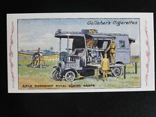 No.40 FIELD WORKSHOP RYL FLYING CORP The Great War Series REPRO of Gallaher 1915