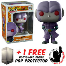 FUNKO POP DRAGON BALL SUPER HIT EXCLUSIVE VINYL FIGURE + FREE POP PROTECTOR
