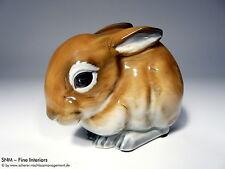 Porzellan Figur UWE NETZSCH Hase Hare für Lorenz Hutschenreuther ~1970 Ostern