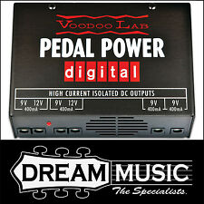 Voodoo Lab Pedal Power Digital Isolated Power Supply RRP$359