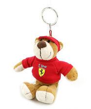 I Love Ferrari Bear Keychain / Key Chain