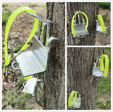 Tree Climbing Tool Pole Spikes Shoes For Observation Picking Fruit Hunting Set