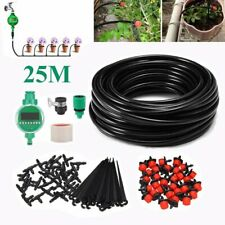 Automatic Micro Drip Irrigation System Watering Hose Garden Plant Self Bp