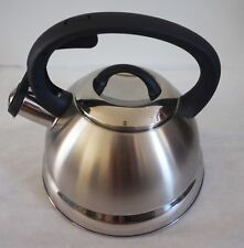 2.3L High Quality Stainless Steel Whistle Kettle for Home