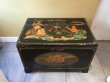 Solid Wood Antique Style Trunks and Chests
