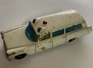 Vintage Matchbox Series No. 54 Lesney ~England~ S&S Cadillac Ambulance Diecast