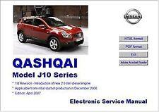 Nissan CD Car Service & Repair Manuals