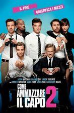 Blu-ray come ammazzare il Capo 2 2014 Film - Comico/commedia Warner Home Video N