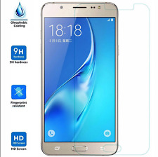 2 PCS 9H Premium Tempered Glass Screen Protector For Samsung Galaxy J7 (2016)
