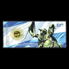 "Argentina 2012 - General M. Belgrano ""1770-1820"" Military - Sc 2642 MNH"