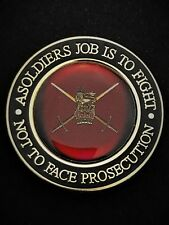 Operation Banner Fight Not Prosecution Lapel Colours Pin (OBPROS)