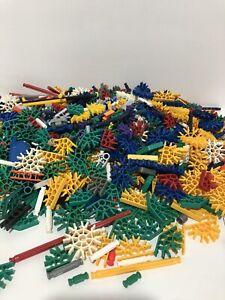 Knex Mixed Lot 2.2 Kg Connectors Rods Parts