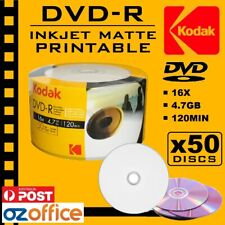 photograph relating to Printable Blank Cds named Kodak DVD-R Blank CDs, DVDs Blu-ray Discs for sale eBay