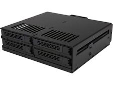 "ICY DOCK MB324SP-B ExpressCage 4x2.5"" SAS/SATA HDD Hot Swap Mobile Rack"