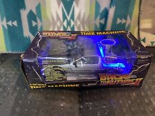 *Damaged Box* Back To The Future Ii Delorean Time Machine - Diamond Select 1:15