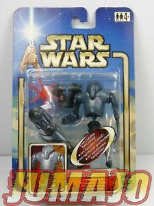 BLI31 figurine STAR WARS AOTC Attack of the clones Super Battle droid