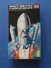 Academy Space Shuttle & Booster Rockets 1/288 Scale Model Kit- 12707