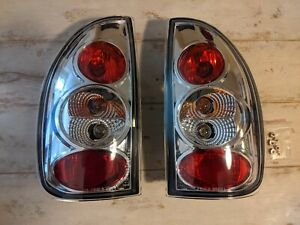 Rear Tail Light Set for Opel Corsa B