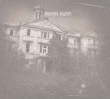 HAUNTED ASYLUM SOUND EFFECTS CD HAUNTED HOUSE EVIL HORROR SICK HALLOWEEN PROP