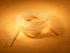 Silikon Milchschlauch Meterware für Jura Aufschaumdüsen 1 Meter *NEU*