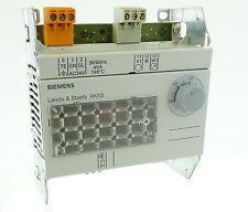 SIEMENS RKN8 Universalregler Controller Regler Heizung Kühlung Lüftung 24V AC