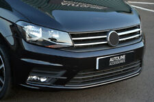 Chrome Avant Calandre Accent Bordure Set couvre pour s'adapter VOLKSWAGEN CADDY ...